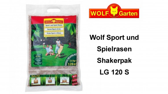 wolf garten sport und spielrasen shakerpak lg 120 s. Black Bedroom Furniture Sets. Home Design Ideas