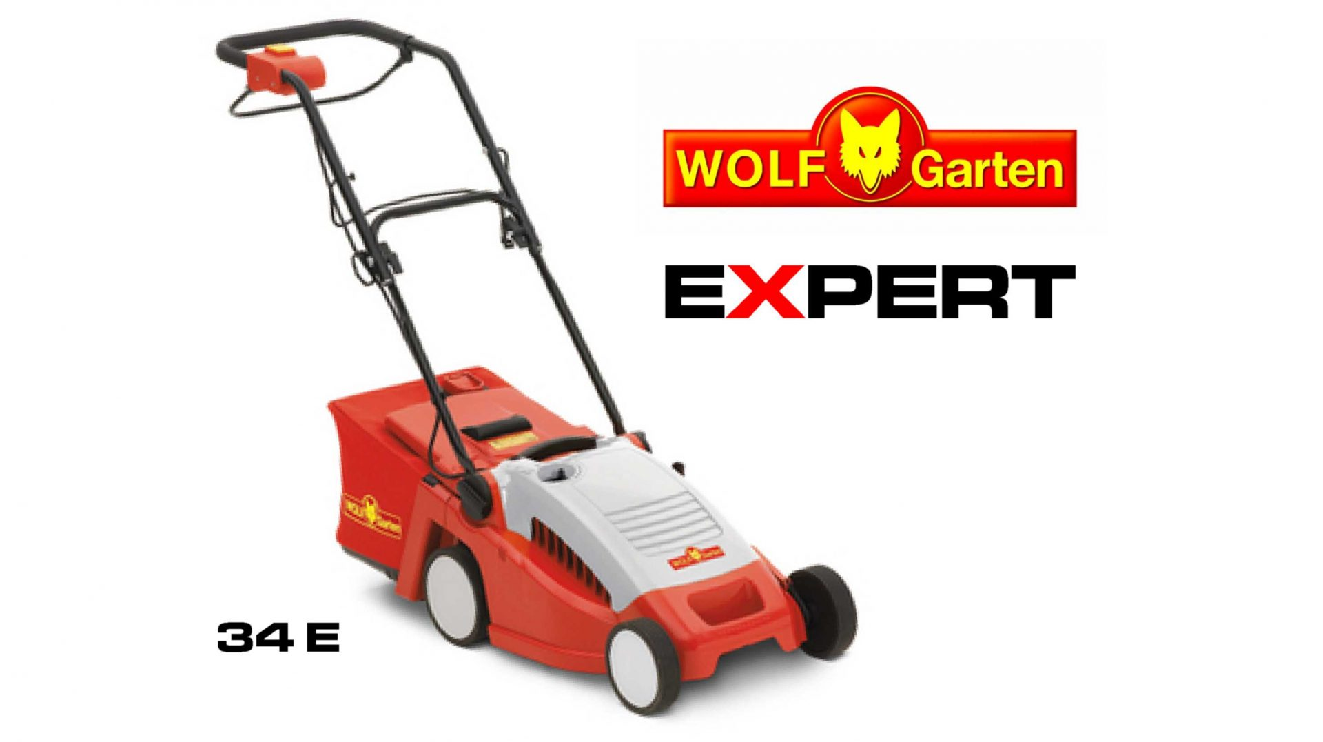 wolf garten expert 34 e elektro rasenm her s llner motorger te gmbh. Black Bedroom Furniture Sets. Home Design Ideas