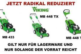 Viking radikal reduziert