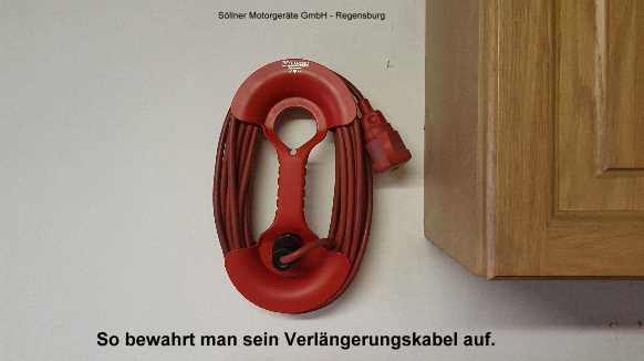 Kabelaufroller kabelspule noch nie war das - Bauhaus regensburg angebote ...