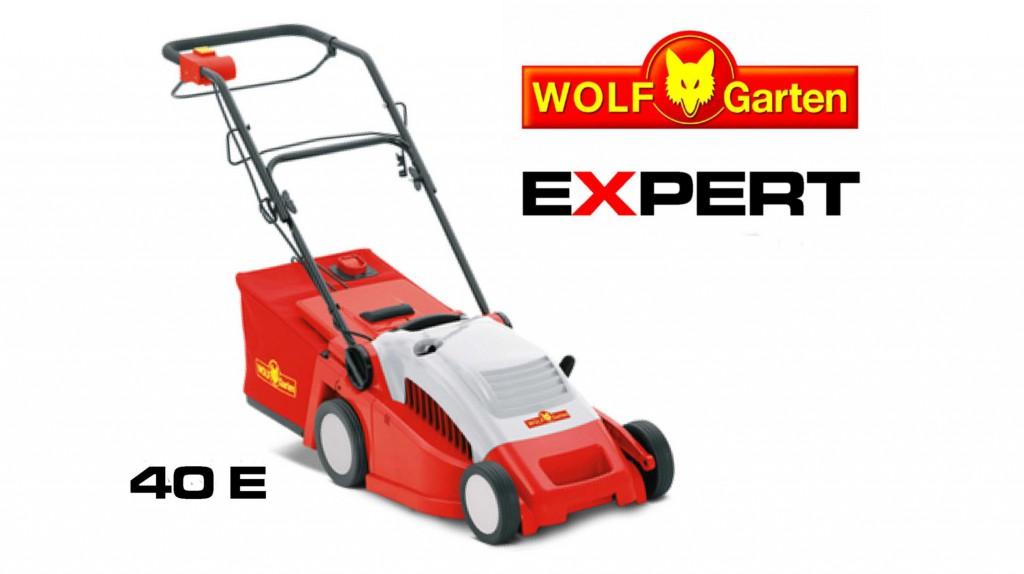 wolf garten expert 40 e elektro rasenm her s llner motorger te gmbh. Black Bedroom Furniture Sets. Home Design Ideas