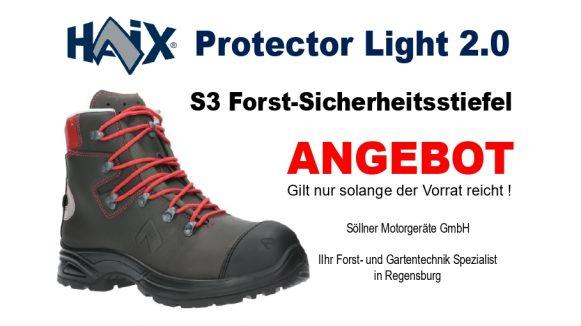 Angebot - Haix Protector Light 2.0